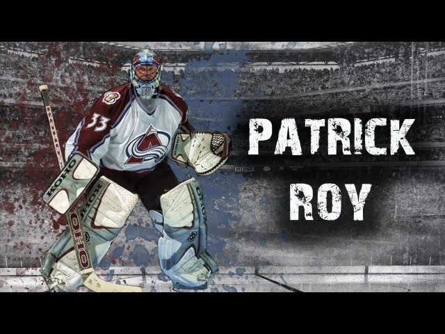 Patrick Roy 33 Compilation [HD]