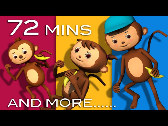 Little Baby Bum | Five Little Monkeys Jumping On The Bed | Nursery Rhymes for Babies | बेबी गाने