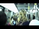 Stromae live dans le métro de Montréal Formidable