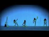 Современных технологии в сочетании с танцем