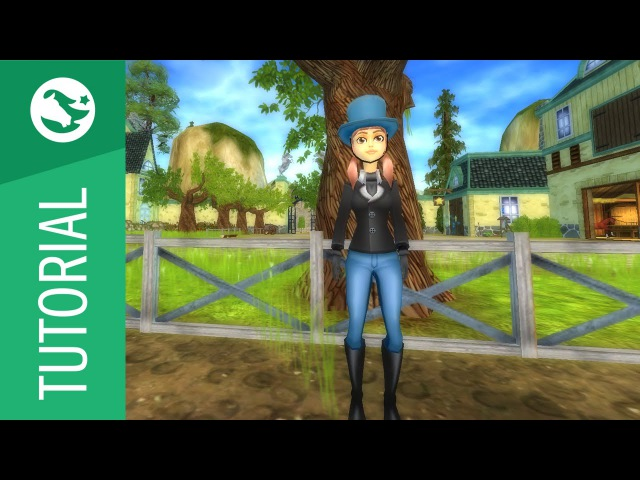 Star Stable Tutorial Horse Trainer
