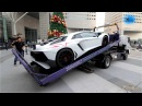 Best Truck Delivery of Lamborghini Aventador LP750 4 SV