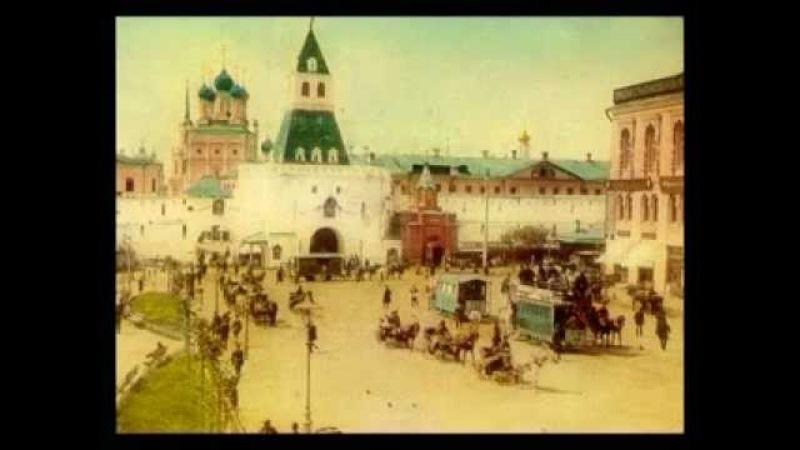 Прогулки по Москве. Храм Николы Большой Крест