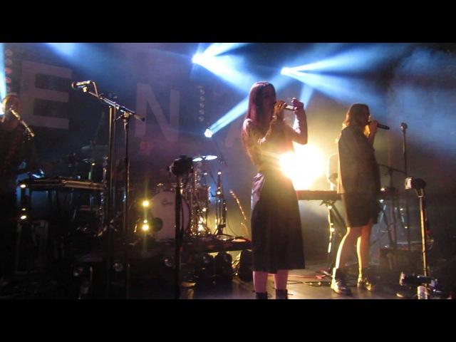 Lena Kat Vinter - Crystal Sky - Carry You Home Tour 2015 -Köln