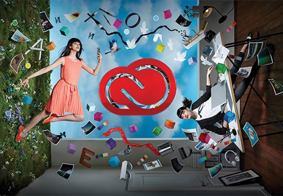 Adobe CC Master Collection RUS