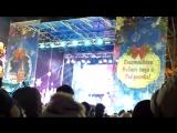 Новогодняя речь президента. Севастополь. Новый Год 2016