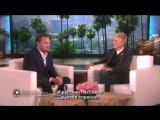 Ди Каприо рассказал, как летел в горящем самолете в Россию