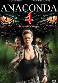 Anaconda 4 Rastro de Sangre