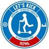 Let's Kick Perm. Городские самокаты
