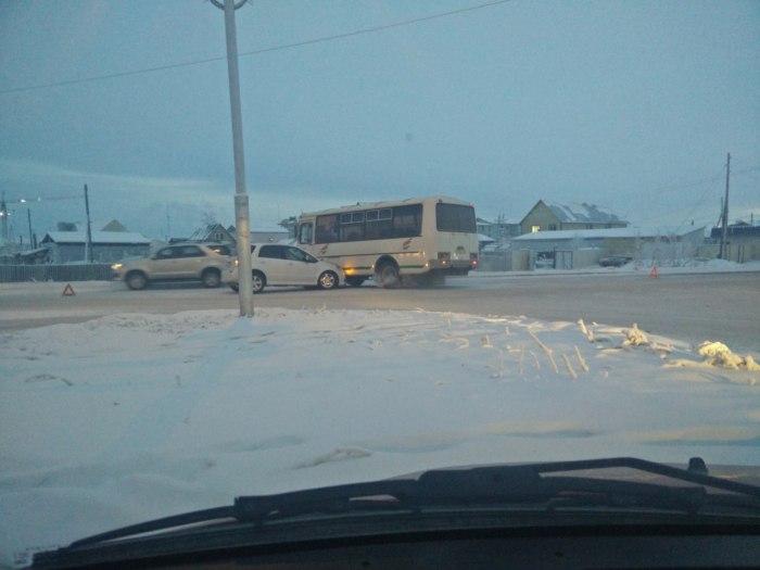 Водитель автобуса, замешанный в деле Грибчатова, снова попал в ДТП