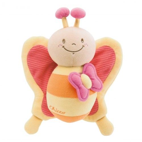 Мягкие игрушки Бабочка музыкальная, Chicco