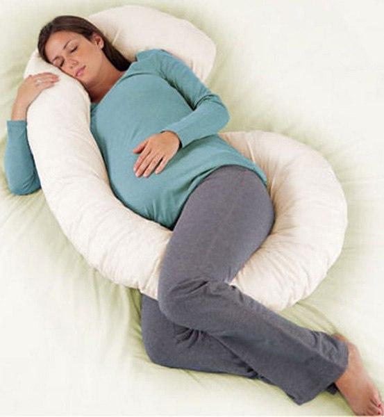 Подушки для мамы Подушка для беременных и родивших мам Comfort Fit Body Pillow, BornFree