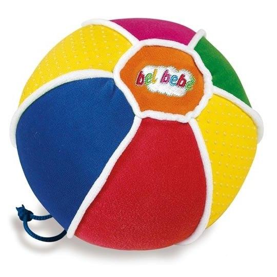 Мягкие игрушки Baby Музыкальный мячик, Clementoni