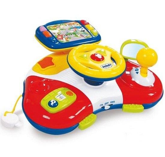 Электронные игрушки Baby Музыкальный навигатор Томми, Clementoni