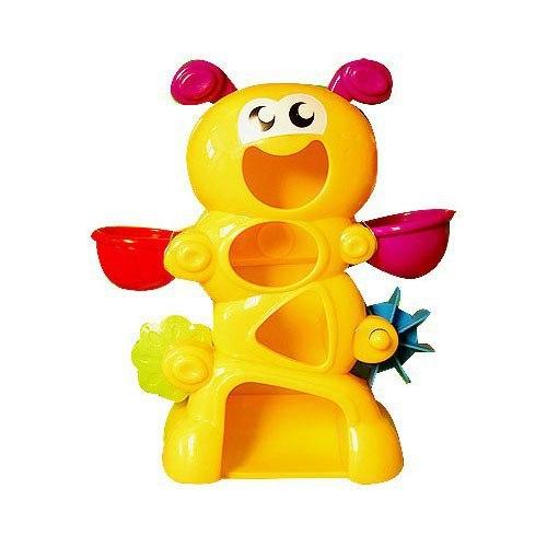 Игрушки для купания Игрушка для ванной Веселая гусеница, Roxy