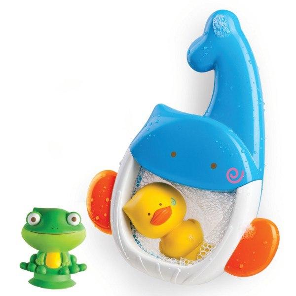 Игрушки для купания Игрушка для ванной Кит-сачёк, B kids