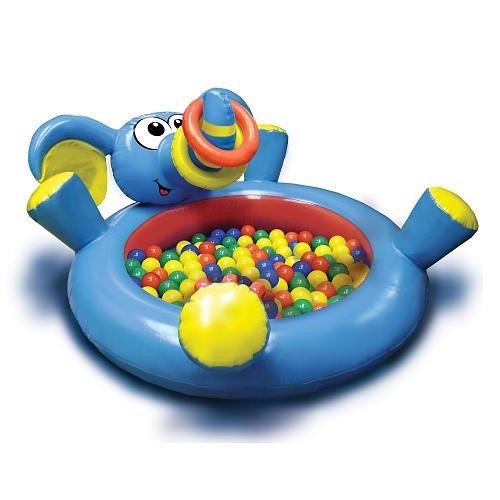 Игровые центры Сухой бассейн с шарами Слон, Play Wow