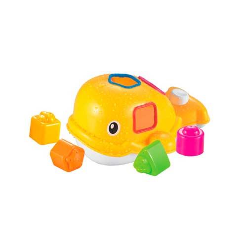 Игрушки для купания Набор для ванны Кит, Ludi