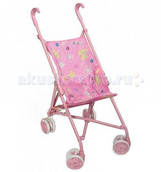 Игрушечные коляски трость 9302S, Melobo