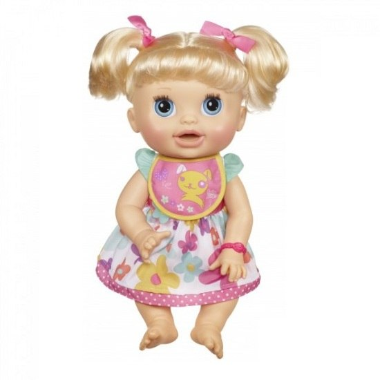 Куклы Baby Alive Удивительная малютка, Hasbro