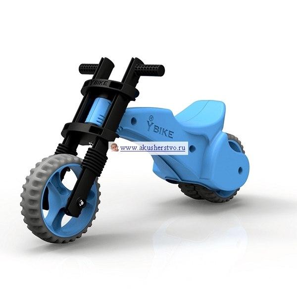 Беговелы Original с резиновыми колесами, Y-Bike