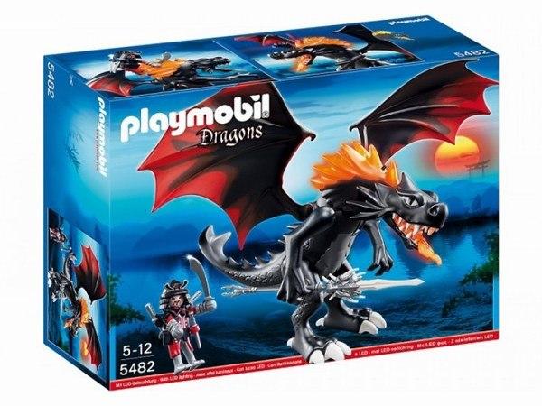 Игровые наборы Игровой набор Азиатский дракон: Битва Дракона, Playmobil