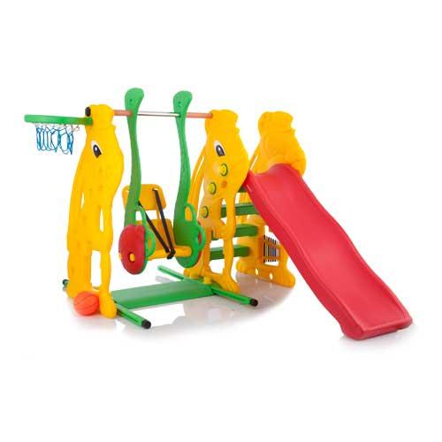 Игровые комплексы Игровой комплекс Lady Bug + Rabbit Slide, Baby Care