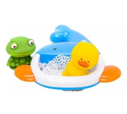 Игрушки для купания Кит-сачок для игры в воде 8830A, Ocie