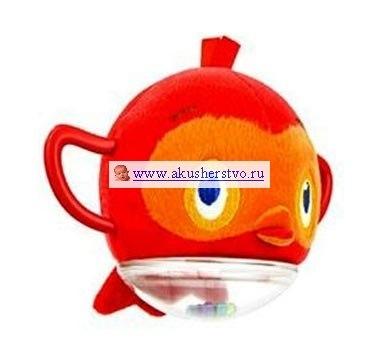 Подвесные игрушки Птичка погремушка 52097, Bright Starts