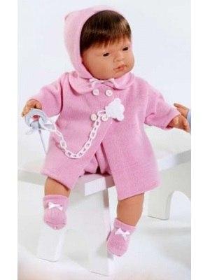 Куклы девочка 42 см L 42504, Llorens