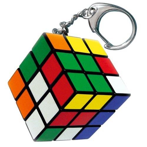 Игры для школьников Брелок Мини-кубик Рубика 3х3, Рубикс