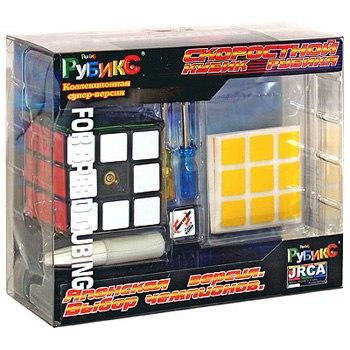 Игры для школьников Головоломка Скоростной кубик, Рубикс
