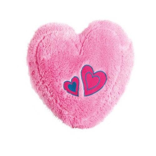 Мягкие игрушки Валентинка Розовое сердце, Gulliver