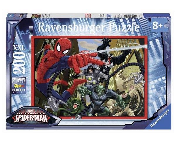 Пазлы Пазл Человек-Паук: борьба со злом 200 элементов, Ravensburger
