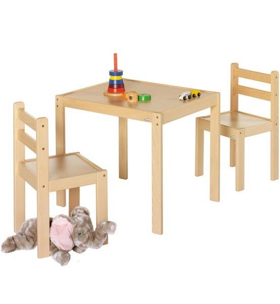 Столы и стулья Комплект игровой мебели Kalle&Co, Geuther