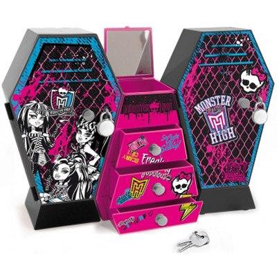 Шкатулки Monster high Музыкальный шкаф, IMC toys