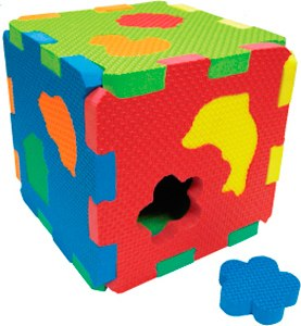 Развивающие игрушки Пазл-коробка, Затейники