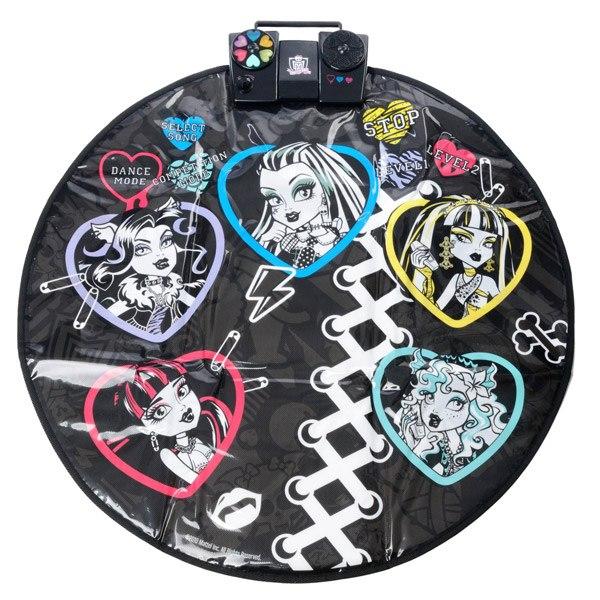 Игровые коврики Коврик танцевальный Monster High, IMC toys