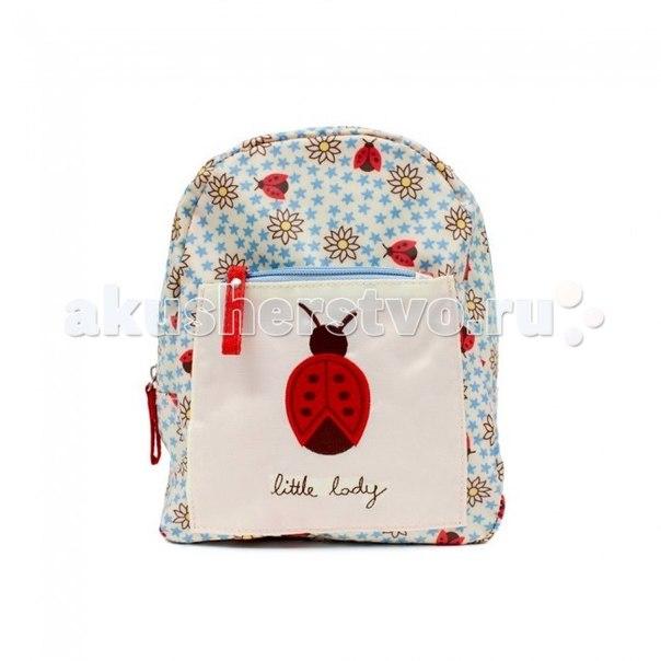 Сумки для детей Детский мини-рюкзак Little Lady, Pink Lining