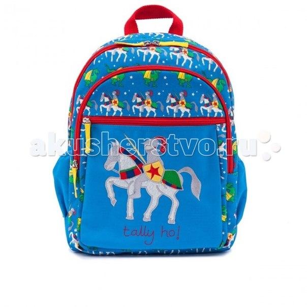Сумки для детей Детский рюкзак Knights & Dragons, Pink Lining