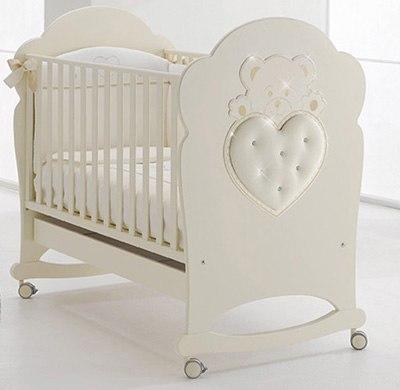 Детские кроватки Elite, Erbesi