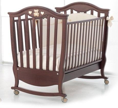Детские кроватки Brigette качалка, Erbesi