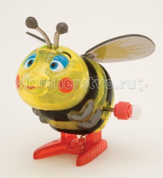 Заводные игрушки Заводная игрушка Шмель барт, Z-Wind Ups