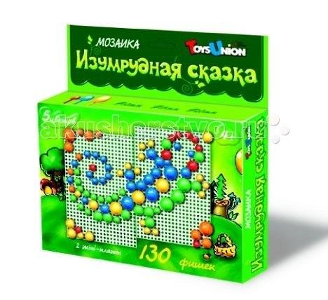 Мозаика Цветные сказки Изумрудная сказка, ToysUnion