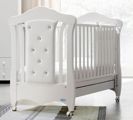 Детские кроватки Mimi Pelle (качалка), Baby Italia