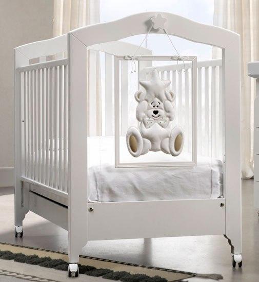 Детские кроватки Matisse (качалка), Baby Italia