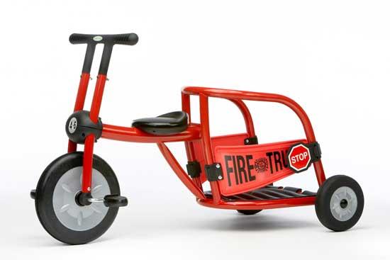 Трехколесные велосипеды Fire Truck Dynami, Italtrike