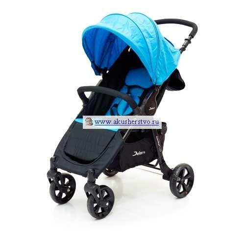 Прогулочные коляски Comfort 4, Jetem