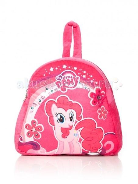 Сумки для детей Рюкзак мягкий My Little Pony, Мульти-пульти