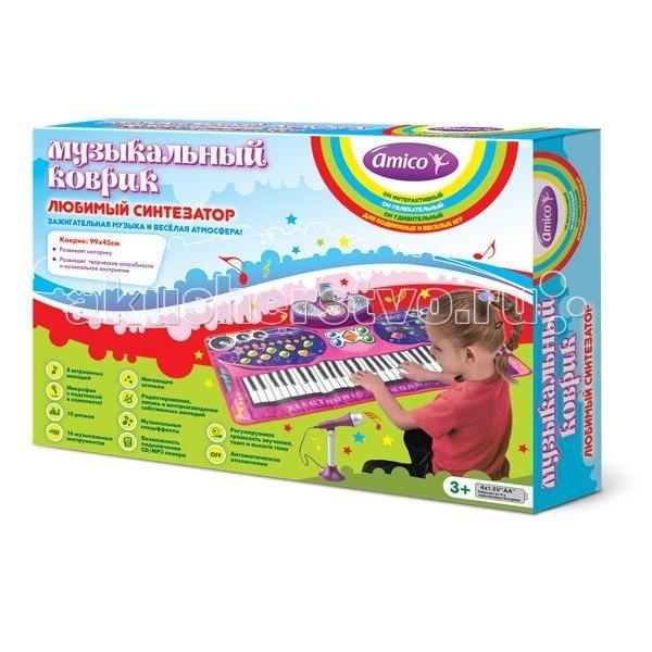 Игровые коврики Любимый синтезатор 20605, Ami&Co (AmiCo)